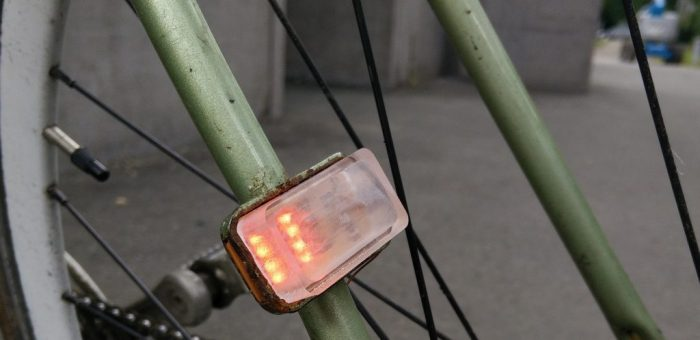 Bicylce Lamp