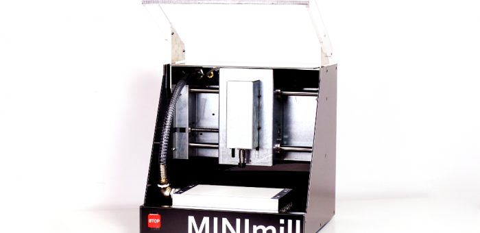 MINImill with Lab-on-a-chip Kit