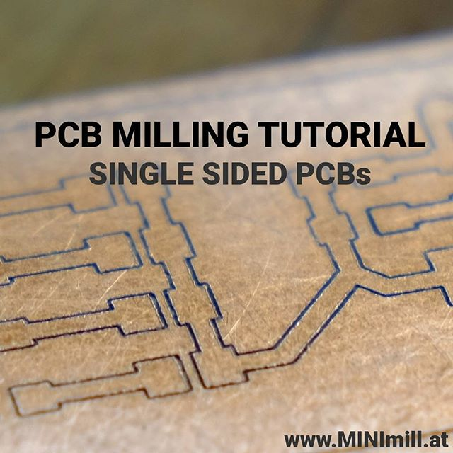 We have made an amazing PCB milling tutorial for our qBot MINImill - mill your PCBs directly out of Gerber filesWir haben ein Platinenfräs-Tutorial für unsere qBot MINImill Software erstellt - Platinen direkt aus Gerber Dateien fräsenwww.minimill.at/de/platinenfraesen-tutorial#pcbmilling #tutorial #pcb #cnc #grbl #pcbmill #platinenfräse #platinenfrästutorial #singlesidedpcb #technology