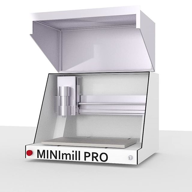 We are working on our QBOT MINImill PRO which is the easiest and most versatile milling machine for companies #minimill #easytouse #pcbmilling #3dmilling #artificialintelligence #ai #software #assistedmanufacturing #highspeedmilling #servodrive #rapidprototyping