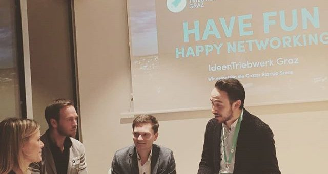 Let's talk – Trademark and Patents, we had an interesting panel discussion about Patents, Trademarks and Start-ups #proud #startuplife #ideentriebwerkgraz #qbot #hba