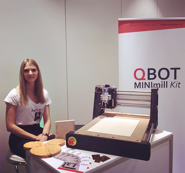 Meet the MINImill and our team at the Trendit Digital World Summit 2019 in Graz #wko #wkosteiermark